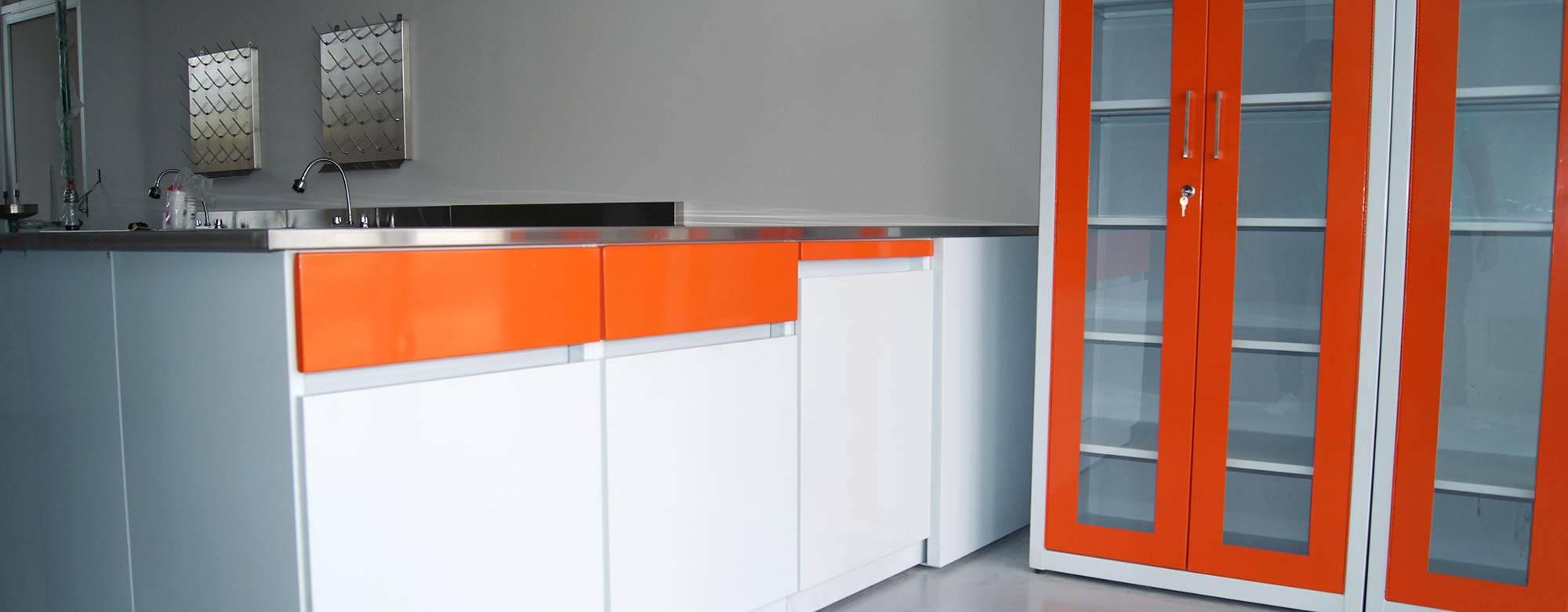 Servicios Dise O Y Realizaci N De Amueblamiento Para Laboratorios  # Dabrielo Muebles De Laboratorio
